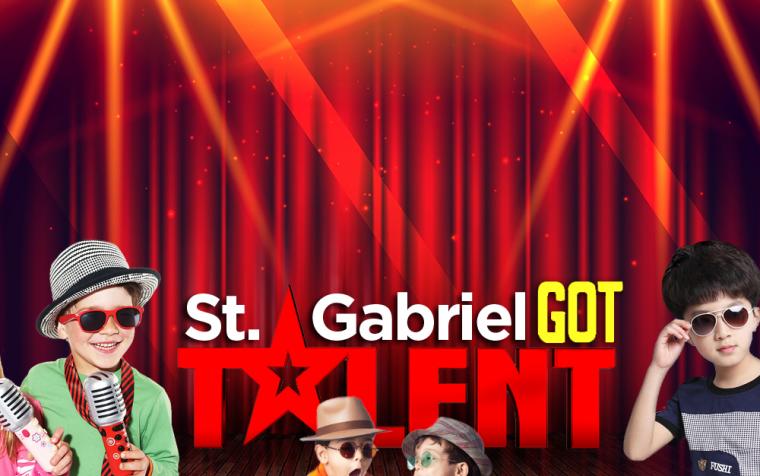 St. Gabriel Got Talent