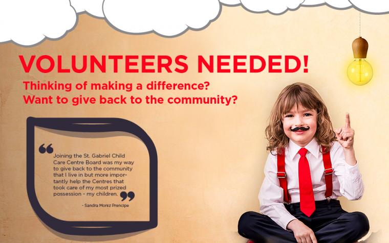 Volunteers Needed!!!
