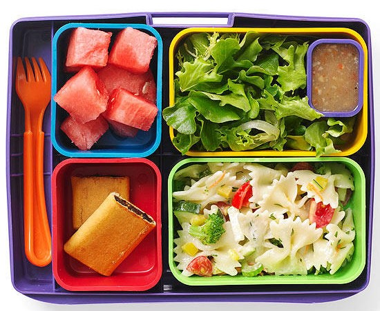 Who's Hungry for Great School Lunch Ideas?