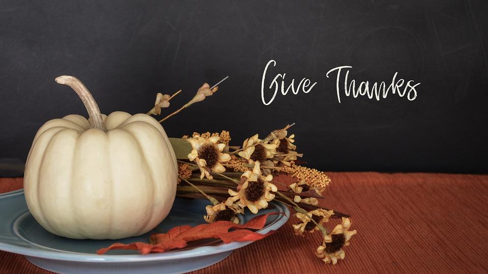 Thanksgiving: Teaching Children to have an Attitude of Gratitude