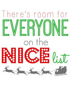 There's Room For Everyone on the Nice List – Introducing the Kindness Advent Calendar